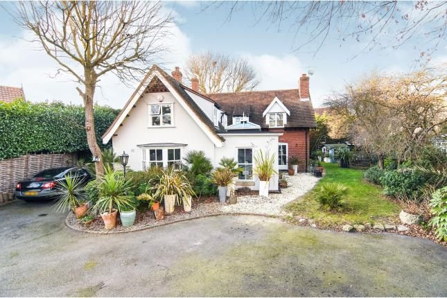Thumbnail Detached house for sale in Noak Bridge, Basildon, Essex