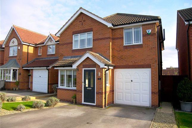 Thumbnail Detached house for sale in Hillcrest Avenue, Wessington, Alfreton