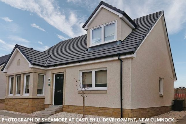 Thumbnail Detached house for sale in Holmhead Gardens Hospital Road, Cumnock, East Ayrshire