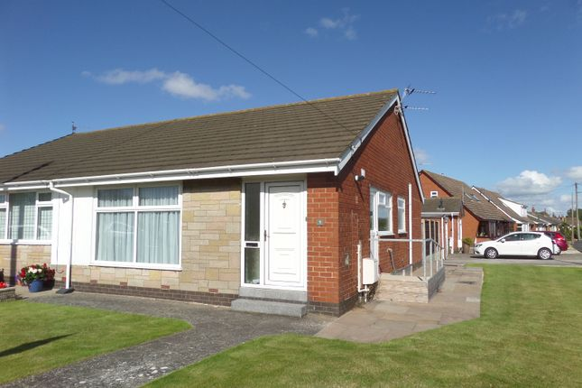 Thumbnail Bungalow to rent in Cedar Avenue, Preesall