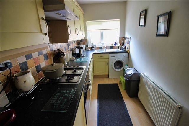 Kitchen of Hoveringham Court, Swallownest, Sheffield S26