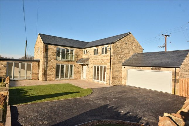 Thumbnail Detached house for sale in Archerfield Lodge, Howley Hall Farm, Scotchman Lane, Morley, Leeds, West Yorkshire