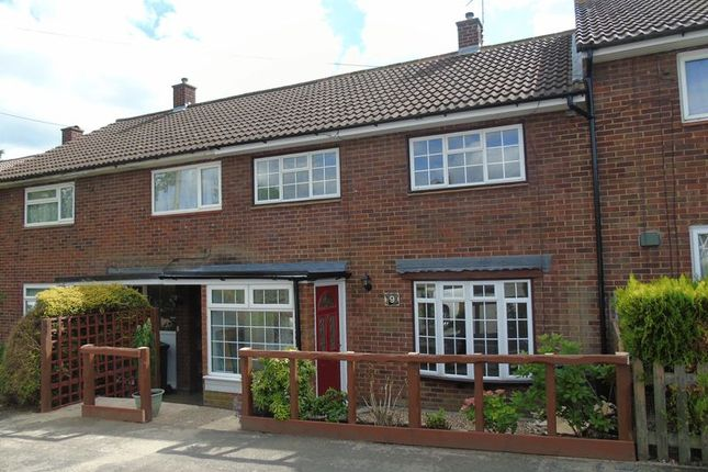 Thumbnail Terraced house to rent in Furzedown, Stevenage