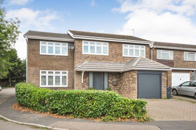 Thumbnail Detached house for sale in Wychford Drive, Sawbridgeworth