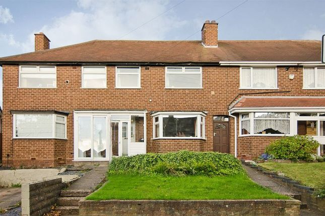 Thumbnail Terraced house for sale in Churchdale Road, Great Barr, Birmingham