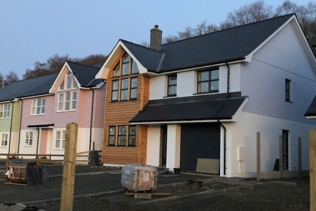 Thumbnail Detached house for sale in Ciliau Aeron, Nr Aberaeron