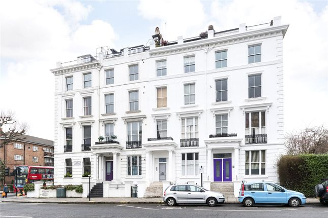 Thumbnail Terraced house for sale in Ladbroke Grove, London