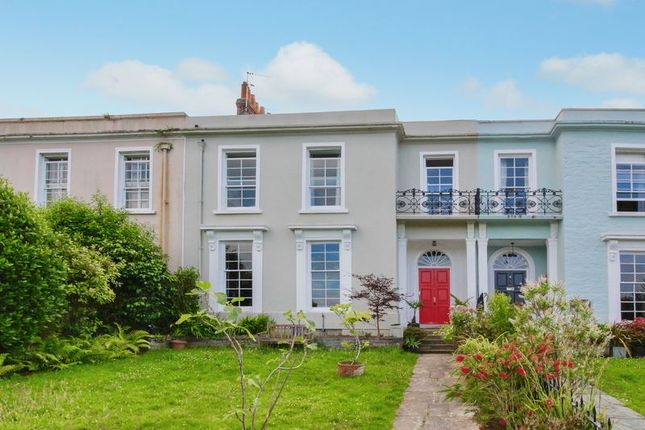 Thumbnail Terraced house for sale in Tehidy Terrace, Falmouth