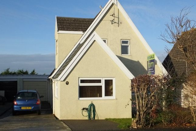 Thumbnail Detached house to rent in Holyland Drive, Pembroke, Pembrokeshire