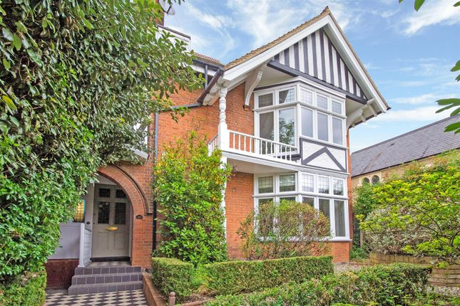 Thumbnail Detached house for sale in Queens Road, Brentwood