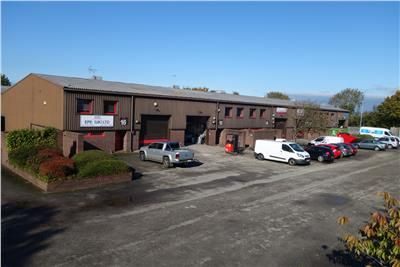 Thumbnail Industrial to let in Manor Industrial Estate, Flint, Flintshire