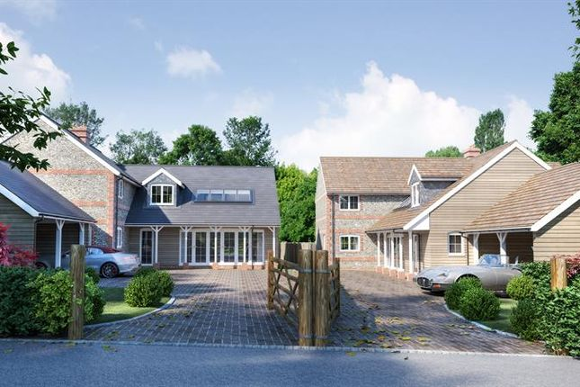 Thumbnail Detached house for sale in Foxhills Road, Lytchett Matravers, Poole