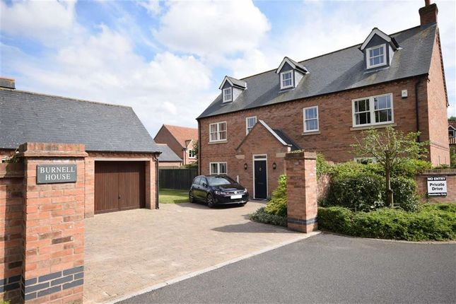 Thumbnail Detached house for sale in West Lawns, Southwell, Nottinghamshire