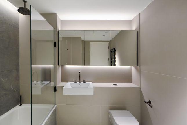 Example Bathroom of Parker Street, London WC2B