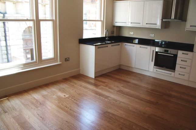 Thumbnail Flat to rent in One Bedroom High Quality Eco Apartment, Cross St, Central Reading