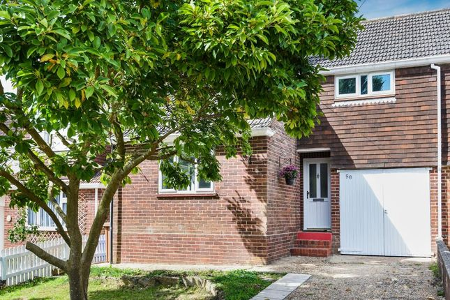 Thumbnail Semi-detached house to rent in Sandhurst, Berkshire