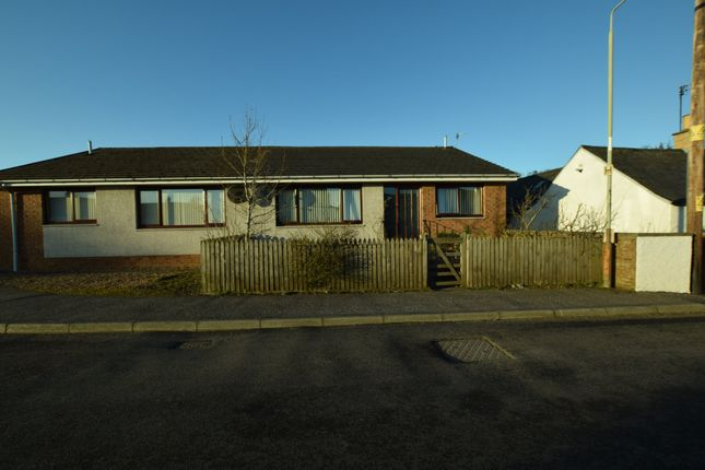 Thumbnail Semi-detached bungalow for sale in Graham Court, Bankfoot, Perth
