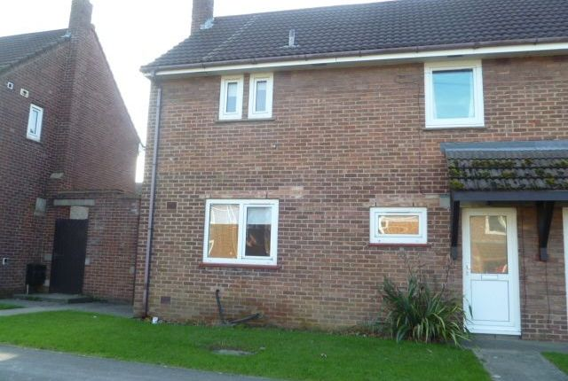 Thumbnail Semi-detached house to rent in Blackbird Road, St Athan