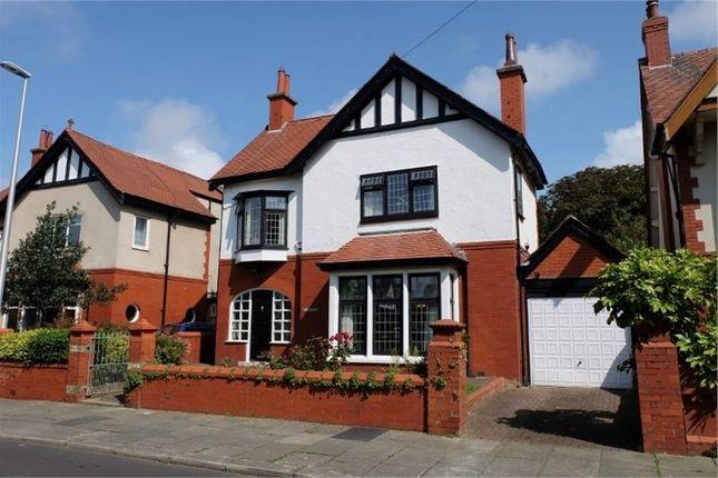 Thumbnail Detached house for sale in St Clements Avenue, Blackpool, Lancashire