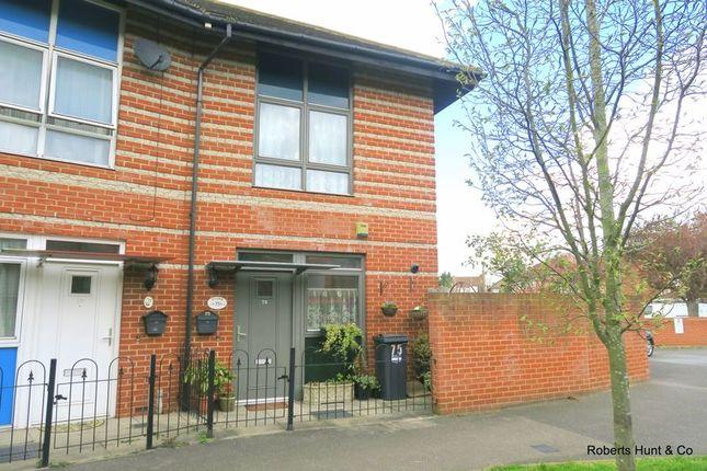 Thumbnail End terrace house to rent in Lewin Terrace, Bedfont, Feltham