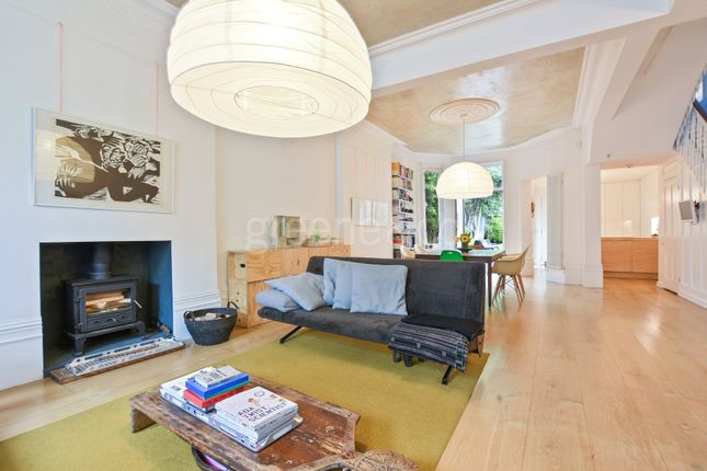 Thumbnail Semi-detached house for sale in Park Road, Harlesden, London
