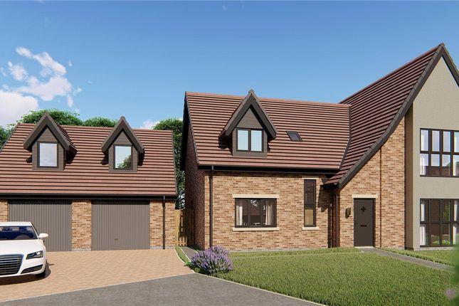 Thumbnail Detached house for sale in Oak Lea, Dovecote View, Woodborough, Nottingham