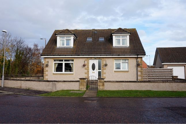 Thumbnail Detached house for sale in Littlewood Gardens, Montrose