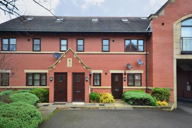 Thumbnail Flat to rent in Alexander Court, Meir Road