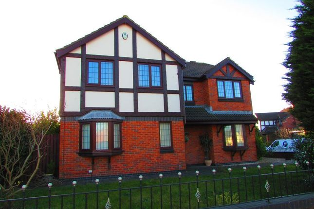 Thumbnail Detached house to rent in Common Edge Road, Blackpool, Lancashire