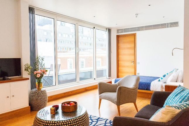 Thumbnail Flat to rent in Crutched Friars, London