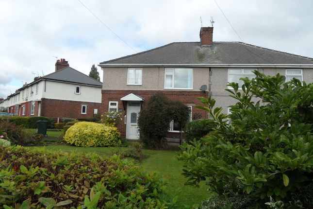 Thumbnail Semi-detached house for sale in Woodlands Road, Woodlands, Doncaster