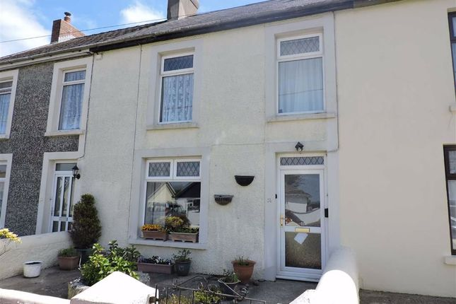 3 bed terraced house for sale in Station Road, Station Road, Letterston SA62
