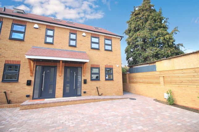 Thumbnail End terrace house for sale in Charles Street, Hillingdon