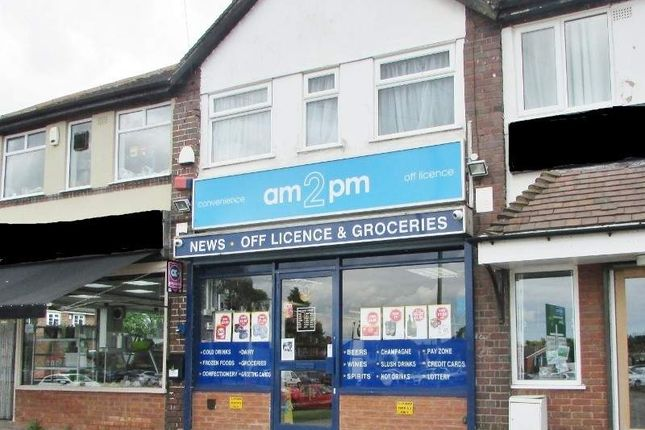 Retail premises for sale in 684 Wolverhampton Road, Oldbury