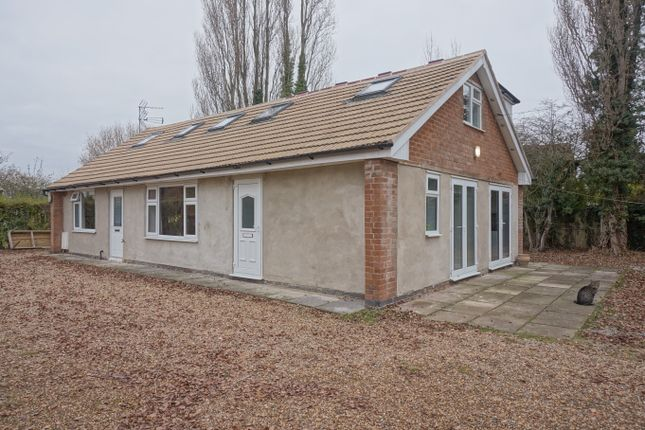 Thumbnail Bungalow for sale in Liberty Road, Glenfield, Leicester