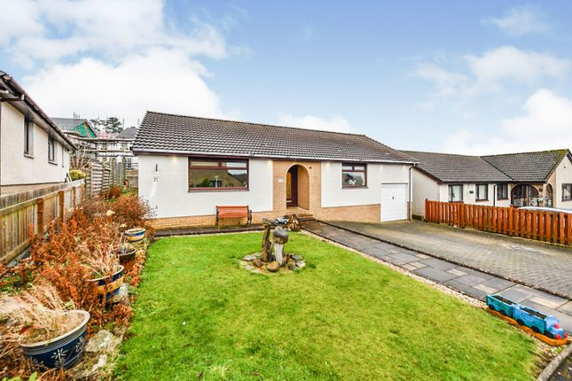 4 bed detached bungalow for sale in Hoyle Crescent, Cumnock KA18