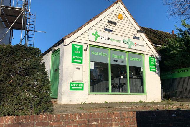Thumbnail Retail premises for sale in West Street, Storrington, West Sussex