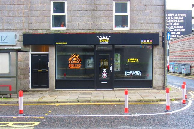 Thumbnail Retail premises to let in 9 St Andrew Street, Aberdeen