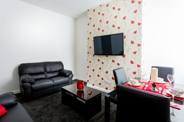 Thumbnail Shared accommodation to rent in Norbury Street, Salford