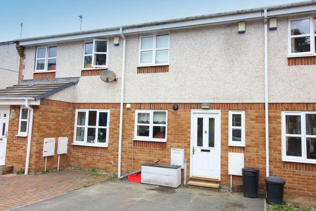 Thumbnail Terraced house to rent in Hardings Close, Saltash