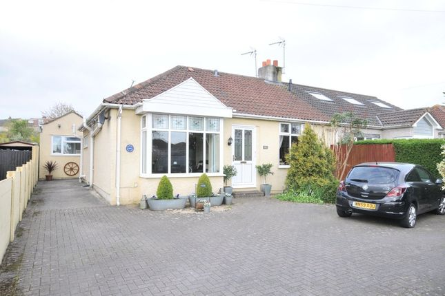 Thumbnail Semi-detached bungalow for sale in Bath Road, Longwell Green, Bristol