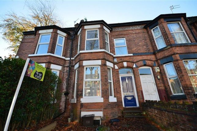 Thumbnail Semi-detached house to rent in Montrose Avenue, West Didsbury, Manchester, Greater Manchester