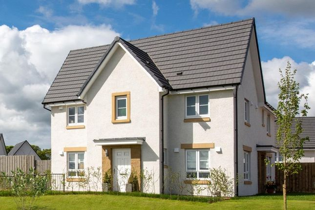 """Thumbnail End terrace house for sale in """"Abergeldie"""" at South Larch Road, Dunfermline"""
