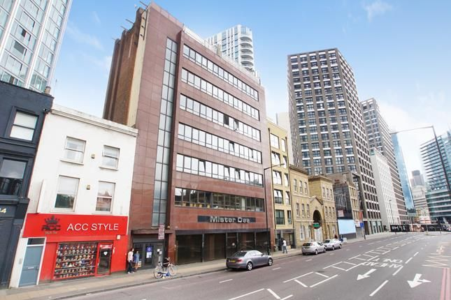 Thumbnail Office to let in 38-40 Commercial Road, Aldgate, London