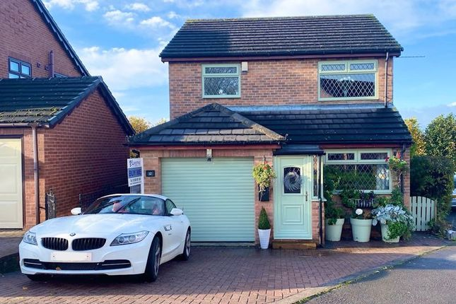 Thumbnail Detached house for sale in New Park, Newfield, Bishop Auckland