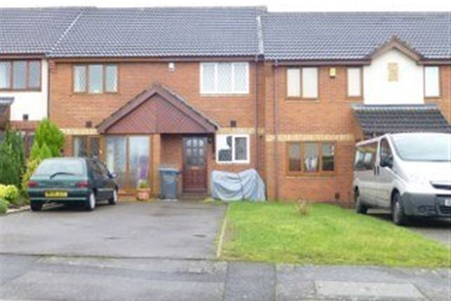 Thumbnail Terraced house to rent in Mellish Road, Rugby, Warwickshire
