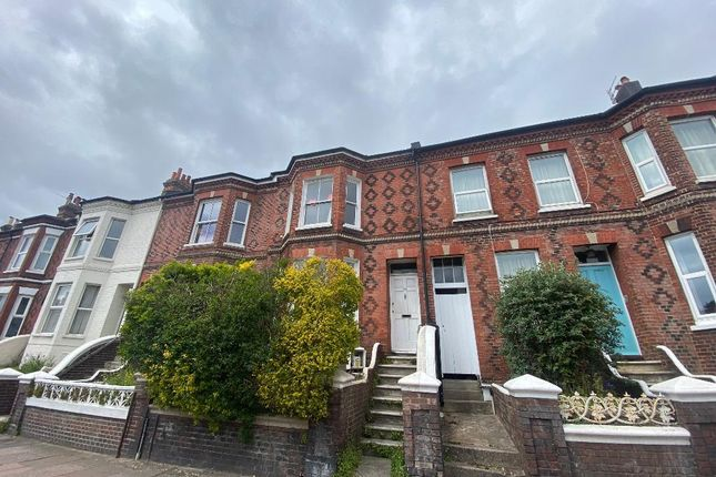 Thumbnail Terraced house to rent in Upper Lewes Road, Brighton, East Sussex