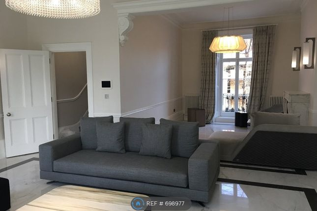 Thumbnail Terraced house to rent in Thurloe Square, London