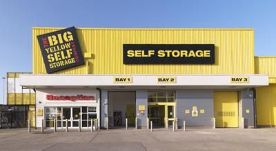 Thumbnail Warehouse to let in Big Yellow New Malden, Units 1-3 Wyvern Estate, Beverley Way, New Malden