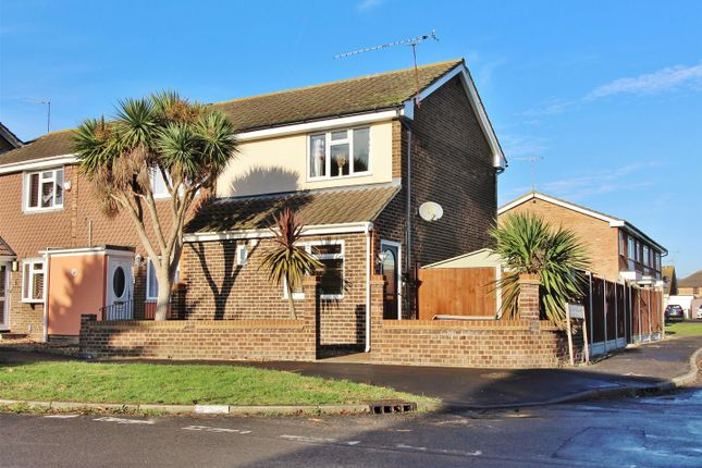 3 bed end terrace house for sale in Hilton Road, Canvey Island